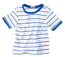 T-shirt-blau/weiß