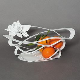 """Centro tavola ovale Arti & Mestieri """"Bouquet"""""""
