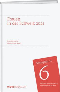 Frederike Asael & Hilmar Gernet: Frauen in der Schweiz 2021