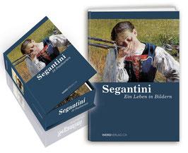 SEGANTINI – EIN LEBEN IN BILDERN (KOMBIPAKET BUCH & POSTKARTENBOX)