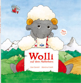 Wolli auf dem Matterhorn, Band 1