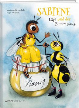 Sabiene, Espe und der Bienenstock
