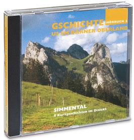 Hörbuch: Berner Oberland – Simmental