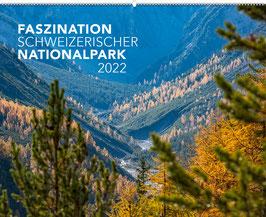 Hans Lozza: Faszination Schweizer Nationalpark – Kalender 2022