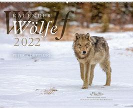 Peter A. Dettling: Wolfskalender 2022
