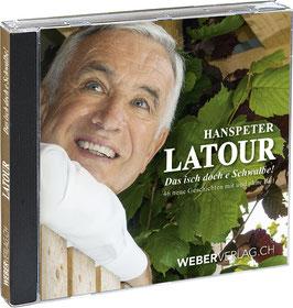 Hanspeter Latour: Hörbuch - Das isch doch e Schwalbe!