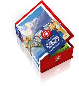 Postkartenbox Thunersee/Interlaken/Jungfrau