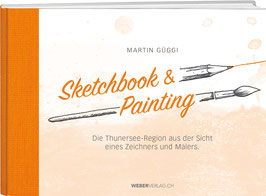 Martin Güggi: Sketchbook & Painting