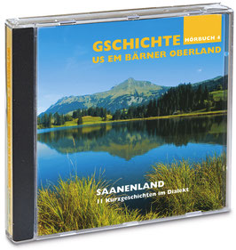 Hörbuch:  Berner Oberland – Saanenland