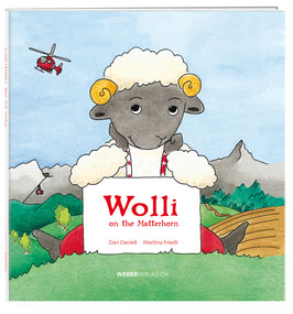 Dan Daniell: Wolli on the Matterhorn