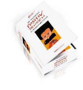 Postkartenbox «Positiv denken» mit Friedrich Nietzsche