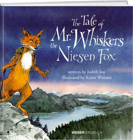The Tale of Mr. Whiskers the Niesen Fox