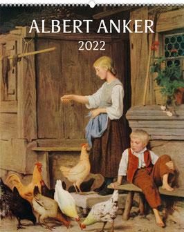 ALBERT ANKER – KALENDER 2022