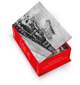 Postkartenbox  Rhätische Bahn RhB