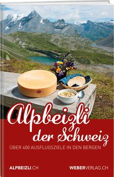 Alpbeizli der Schweiz – Gesamtführer