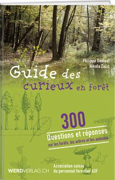 Guide des curieux en forêt
