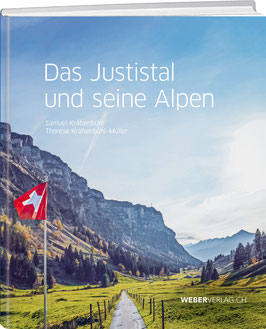 Therese Krähenbühl-Müller, Samuel Krähenbühl: Das Justistal und  seine Alpen