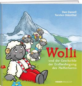 Wolli und die Geschichte der Erstbesteigung des Matterhorns