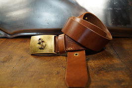 TIMELESS LEATHER ANCHOR BELT