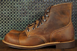 Red Wing Iron Ranger 8085 Copper Rough & Tough