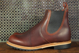 Red Wing Chelsea Rancher Briar Oil Slick