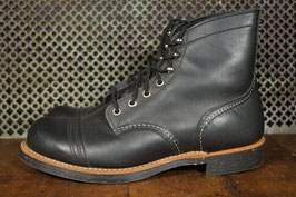 Red Wing 8114 Iron Ranger Schwarz