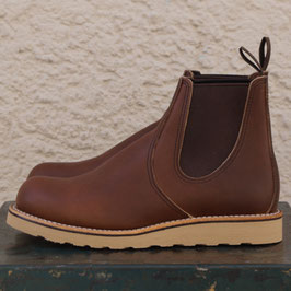 RED WING CLASSIC CHELSEA AMBER HARNESS