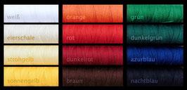 Knopflochgarn - verschiedene Farben