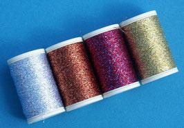 Coats Reflecta - Metallicgarn - versch. Farben