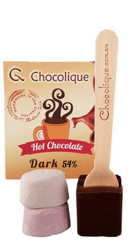 Thank you - Hot Chocolate 54% Dark