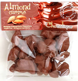 Almond Clusters - Milk