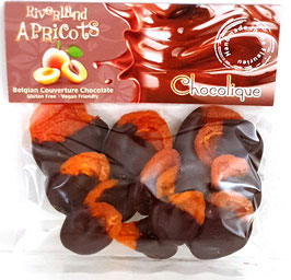 Dipped Apricot (dark)