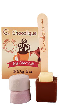 Hot chocolate : Milk - Milky Bar