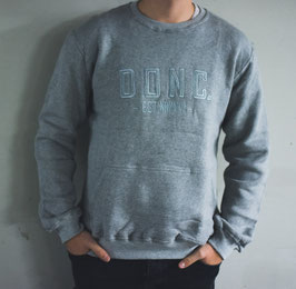 Grey Men's Sweater (oversized)