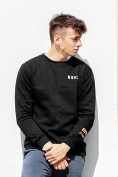 Black Unisex Sweater