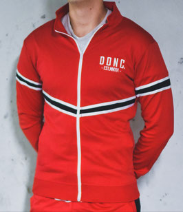 Red Men's V Tapes Trackjacket