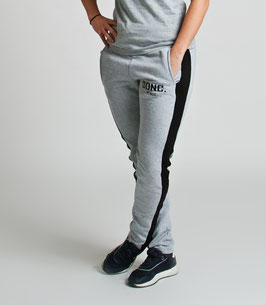 Grey Black Women's Joggers