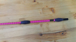 Fleck Balance-Gerte Sport pink mit brombeer