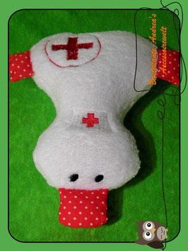 Ente Krankenschwester