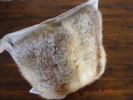Fuchsfellkissen