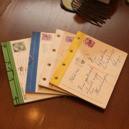Quadernini cartolina