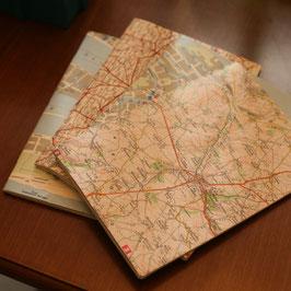 Quadernini mappa