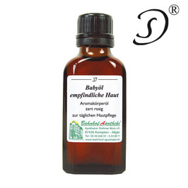 Babyöl empfindliche Haut