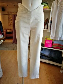 "Hose ""White Leather"""
