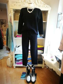 """Pullover """"Black Elegance"""""""