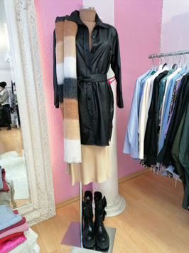 "Kleid ""Feminine Leather"""