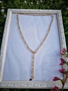 Y-Kette Gold