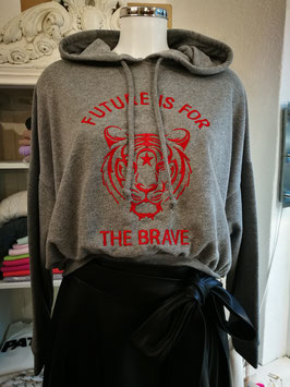 "Hoodie ""The Future is..."""