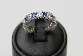 Eterne' princess color blu zaffiro disp. mis. 12 ( su richiesta altre misure)