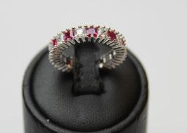 Eterne' princess di color rosso rubino disp. mis. 12 ( su richiesta altre misure)